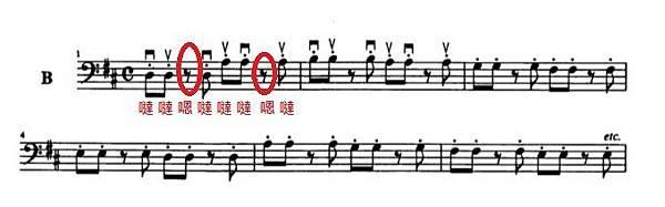 变奏曲B: